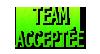 Team accepté