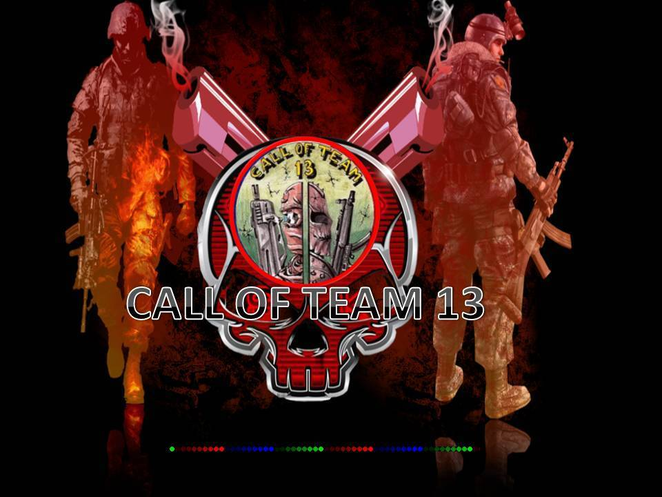 CALL OF TEAM 13 Index du Forum