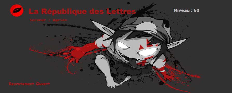 La République des Lettres Forum Index