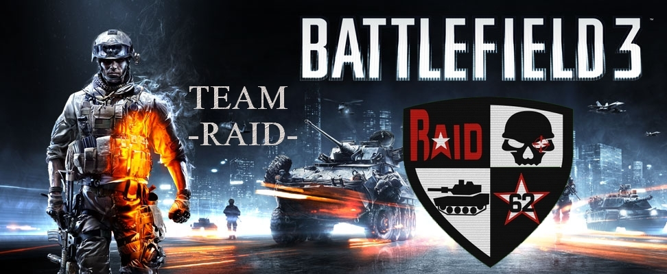 TEAM -RAID- Index du Forum