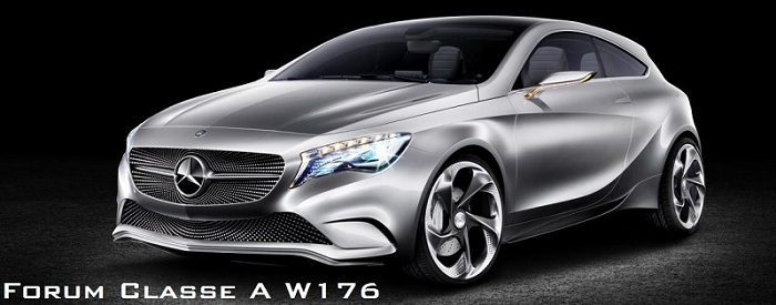 Forum Mercedes-Benz Classe A W176 Index du Forum