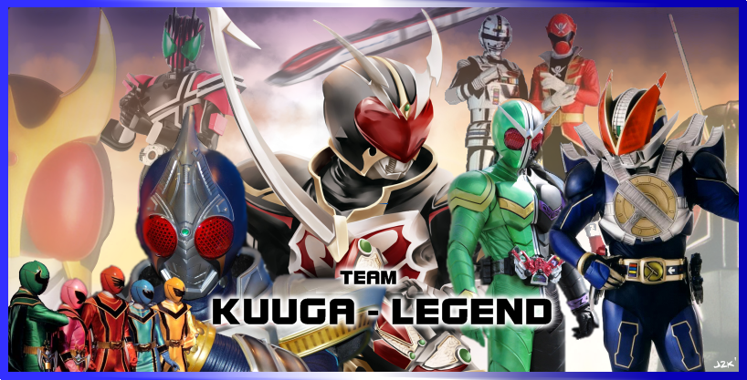 Kuuga Legend Forum Index