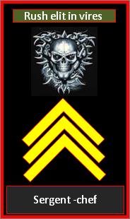 Sergent-chef