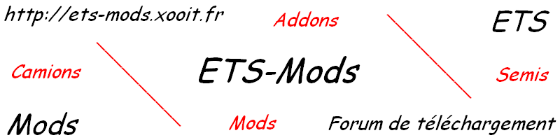 ETS-Mods Index du Forum