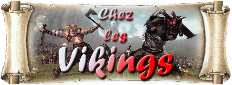 VIKINGS Index du Forum