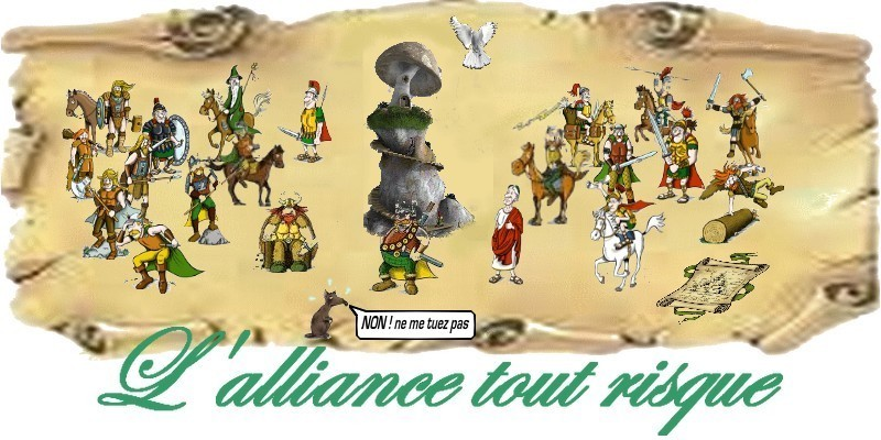 Alliance tout risque Index du Forum