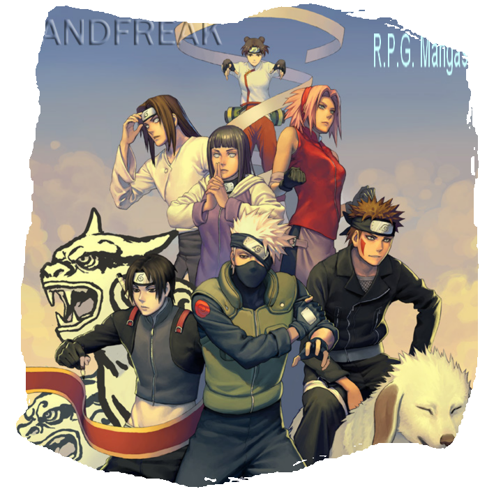 Rpg-Naruto-Avatar Index du Forum