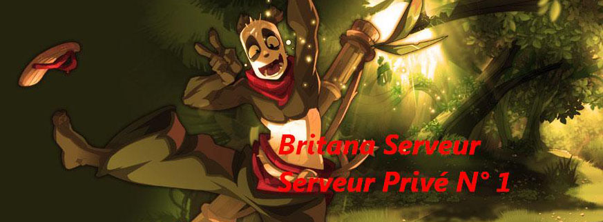 Britana Serveur' Index du Forum