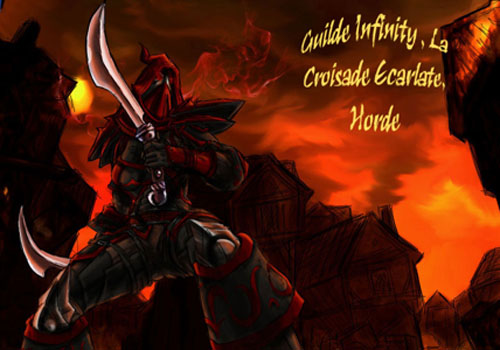 Guilde Infinity - La Croisade Ecarlate ( Eu ) Forum Index