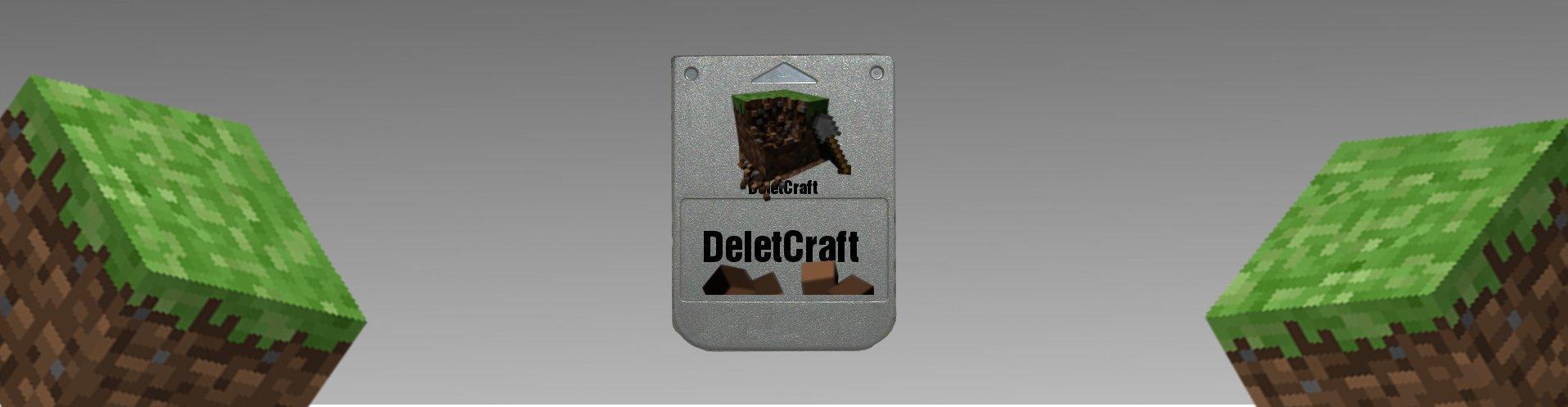 DeletCraft Index du Forum