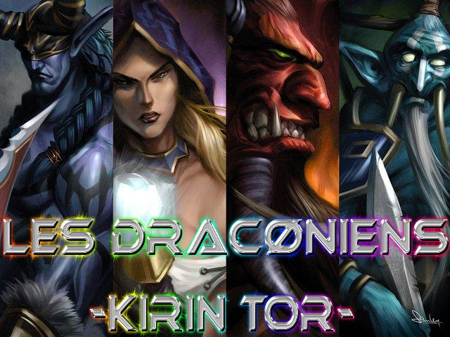 les dracøniens Index du Forum