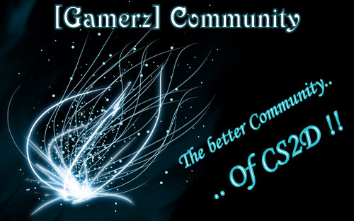 Forum of the [Gamerz] Community ! Index du Forum