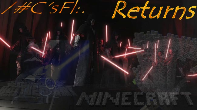 C'sF-Swbf2-Minecraft Index du Forum