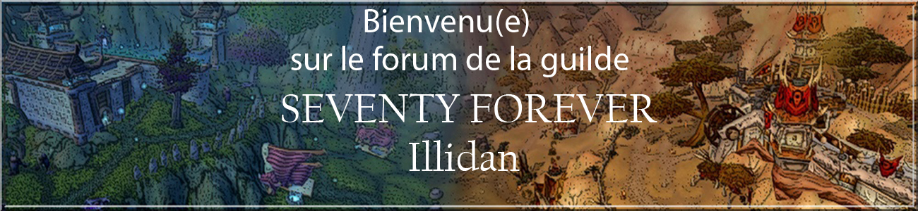 Seventy-Forever Index du Forum