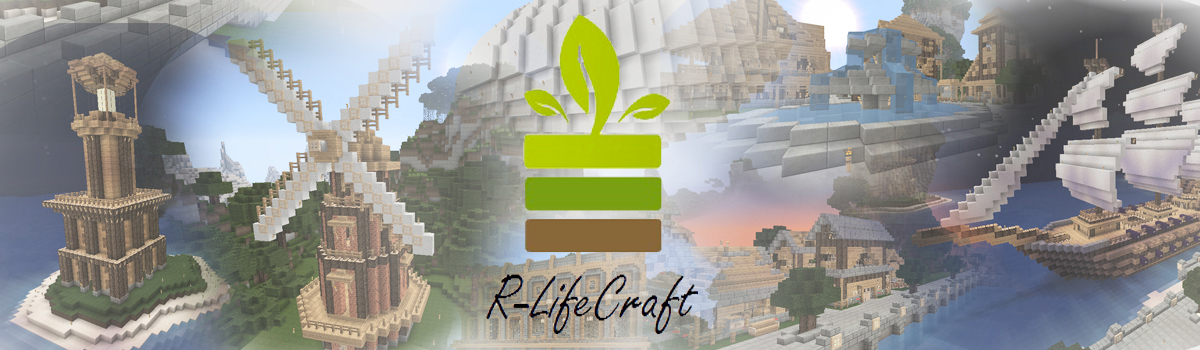 Forum de R-LifeCraft Forum Index
