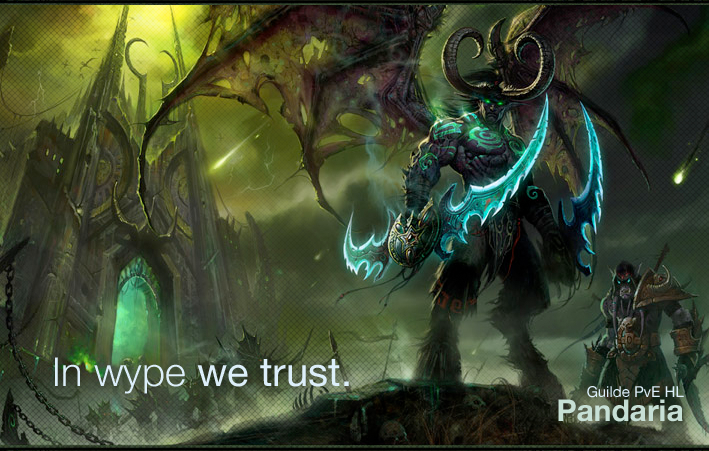 In wype we trust ! Index du Forum