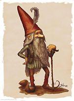 Fallen Gnome