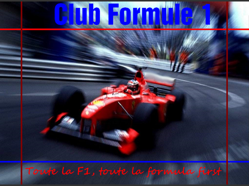 Club Formule 1 Index du Forum