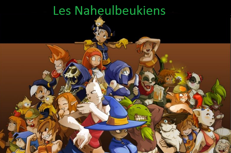 les naheulbeukiens - menalt Index du Forum