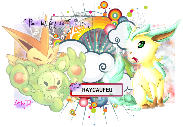 pokemon raycaufeu Index du Forum