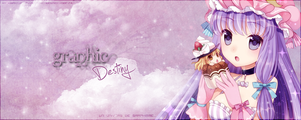 Graphic Destiny Index du Forum