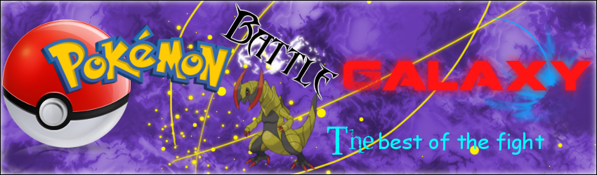 Pokémon Battle Galaxy Index du Forum