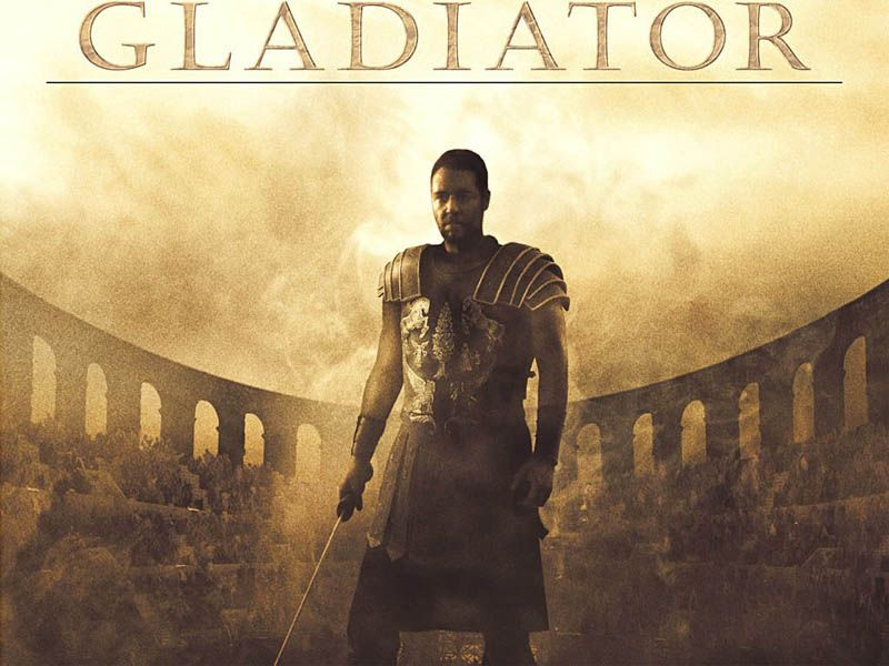 gladiateur  Index du Forum