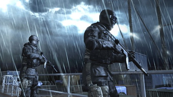 *team de call of duty 4 sur la wii* Index du Forum