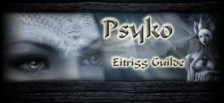 Psyko Guilde Forum Index