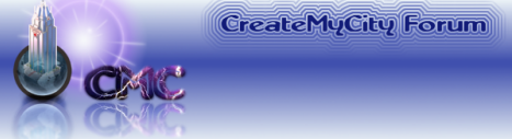 CreateMyCity Forum Forum Index
