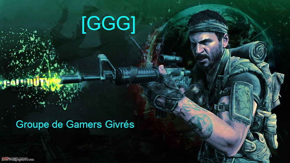 team ggg (groupe de gamers givrés) Index du Forum
