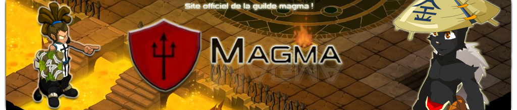 ' .. MAGMA.. ' Index du Forum