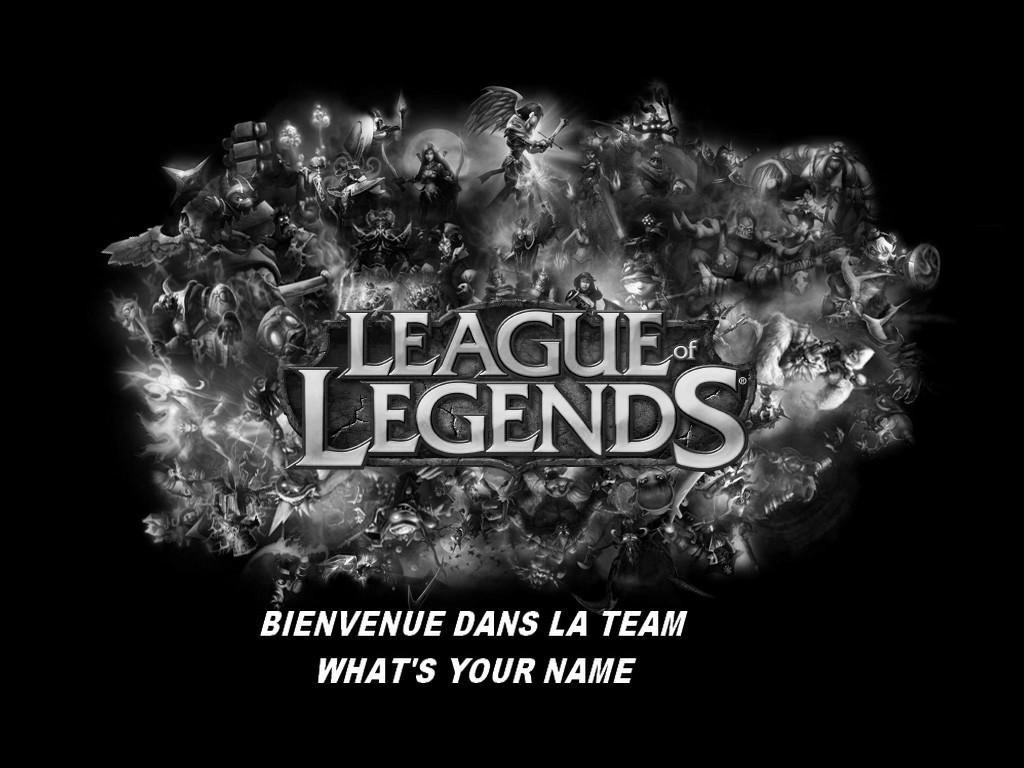 What's Your Name Index du Forum