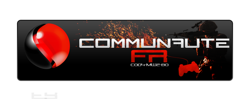 Communauté FR COD  Index du Forum