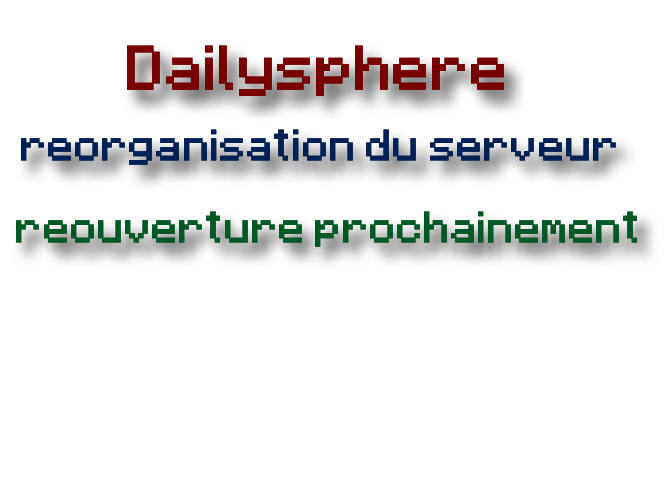 Dailysphere Forum Index