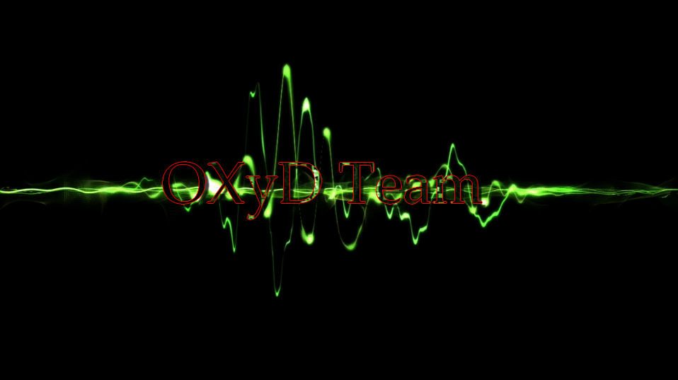 OXyD Team Forum Index