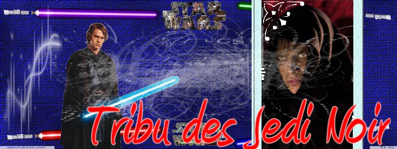 Tribu des Jedi Noirs Index du Forum