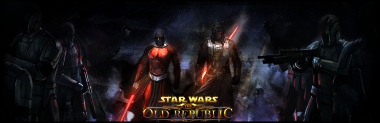 The Dark Origins  - Guilde SWTOR - Empire  Forum Index