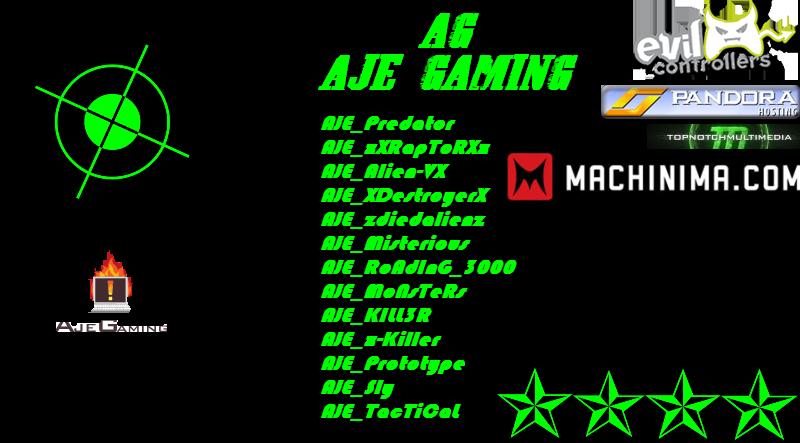 AJE Gaming Index du Forum
