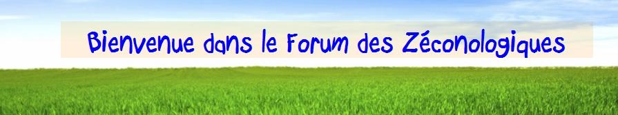 les Zéconologiques Index du Forum