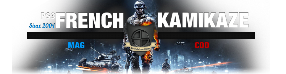 French Kamikaze - Team francophone Multigamming Index du Forum