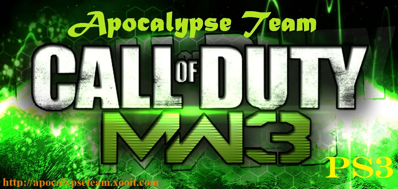 Apocalypse Team Index du Forum