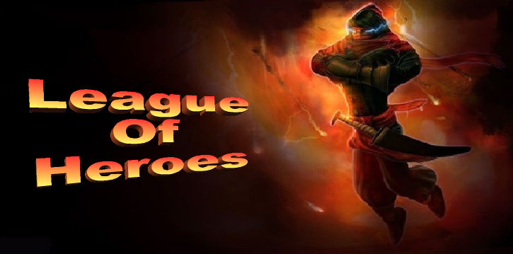 league of heroes Index du Forum