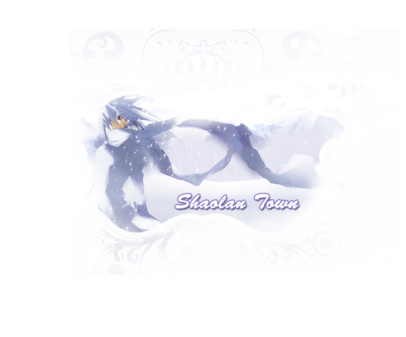 ShaolanTown Forum Index
