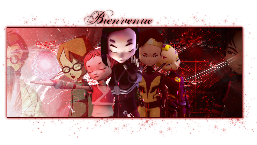Code Lyoko Index du Forum