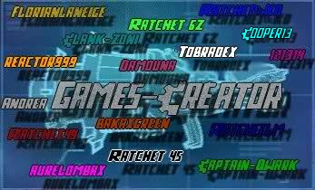 Games-Creator Index du Forum