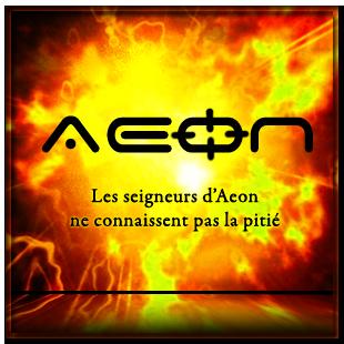 Les Seigneurs d'Aeon Index du Forum