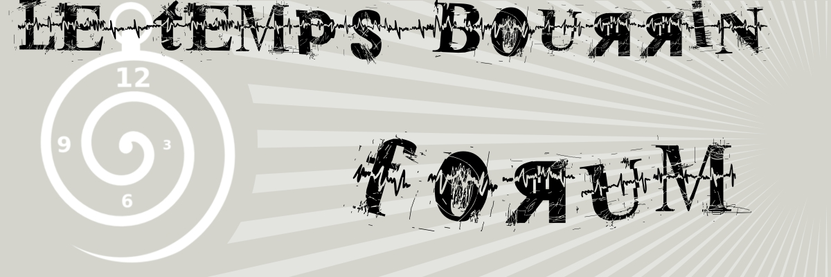 Temps Bourrin Crew (RIP) Forum Index