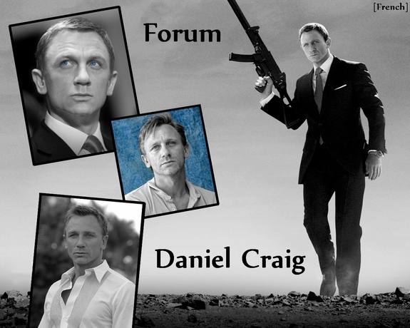 Daniel Craig Forum Index du Forum