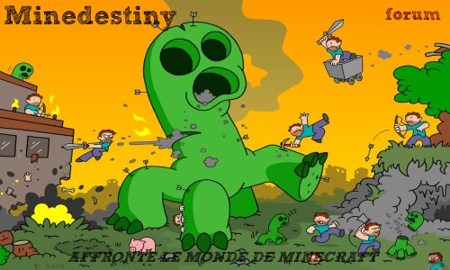 minedestiny Index du Forum